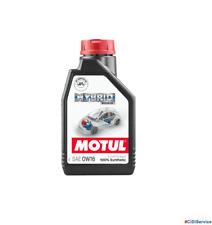 1 lt Olio Motore Motul Hybrid 0W16 100% Sintetico ILSAC GF-5 Specifico Ibride
