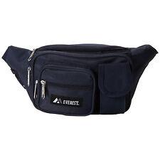 Everest Multiple Pocket Waist Pack - Navy