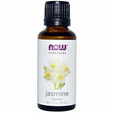 Jasmine (100% Pure), 1 oz - NOW Foods Fragrance Oils