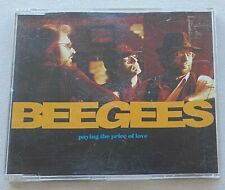 Bee Gees - Paying the Price of Love CD maxi 4trk 1993