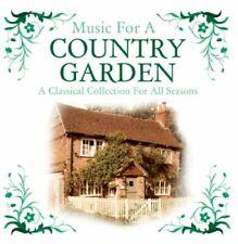 Música Para Un País Jardín Classical Collection For All Seasons CD Nuevo