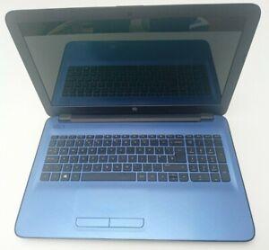 HP Notebook (15-af165sa) - Purple - 15.6in Diplay, AMD Quad-Core A8-7410, 8GB RA