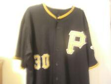 2009 TYLER YATES PITTSBURGH PIRATES game used worn alternate jersey