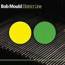 FREE US SHIP. on ANY 3+ CDs! ~Used,Very Good CD Bob Mould: District Line