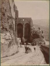 ORVIETO (Terni). Foto originale fine 1800