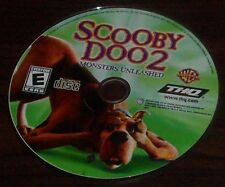 PC  CD. Scooby Doo 2 Monsters Unleashed