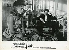 WARREN BEATTY  JEAN SEBERG LILITH 1964 VINTAGE LOBBY CARD #1
