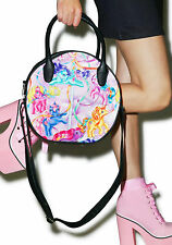 IRON FIST MY LITTLE PONY ROUND BAG PURSE TOTE LITMITED EDITION NEW IN PACKAGE
