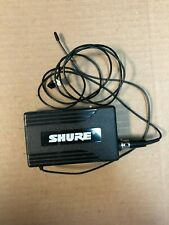 Shure Microphone Transmitter T1-CQ Tested for power only