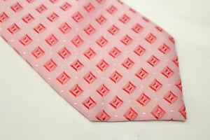 ALBERTO VINCELLI Silk tie Made in Italy F17324