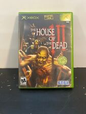 Pre-Owned: The House Of The Dead III (Xbox, 2002) NO MANUAL