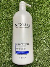 Nexxus Humectress Normal to Dry Hair Ultimate Moisture Conditioner 33.8 NEW