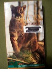 The Old Man of the Woods Series - Coka the Cougar (1992, VHS)