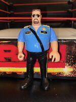 Big Boss Man WWF Figure - Wrestling - Hasbro 1991 - Series 1 - WWE - Titan Sport