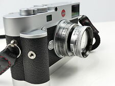 BLACK LENS STOPPER. PROTECTS COLLAPSIBLE LENSES ON CAMERA BODIES LEICA M9 M 240