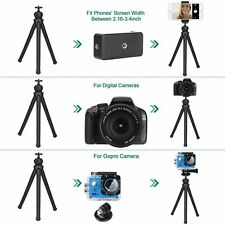 GRIP-IT Premium Multi use Flexible Gorilla Tripod. For Camera, Phone, iPhone,...