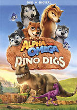 Alpha and Omega: Dino Digs New DVD BRAND NEW SEALED