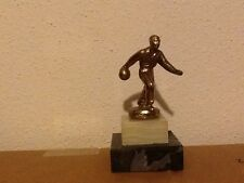 Vintage Bowling Trophy