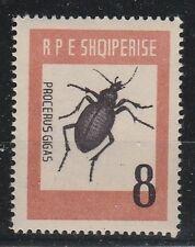 V122 Albania/insectos MiNr 737 ** de frase