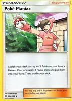 Poke Maniac 204/236 Trainer Card x4 Playset (Pokemon SM11 Unified Minds)