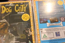 JIM HENSON'S DOG CITY RARE DELETED OOP DVD THE MOVIE CANINE PUPPETS MUPPETS