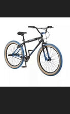 New Mongoose Grudge BMX Freestyle Bike Single Speed 26 Inch Wheels Mens Black