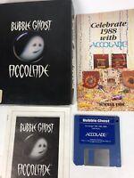 Bubble Ghost  (Amiga, 1988) Accolade Computer Game