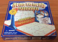 2005 Board Game - Head to Head Sudoku Game  - 100% Complete - Brand New & Sealed