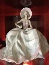 """Lladro Vintage Large Figurine """"Dreaming of You"""".  No Flaws #06315"""