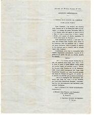 Riferimento Cambio Moneta del Granducato Toscano con Lire Italiane Monitore 1849