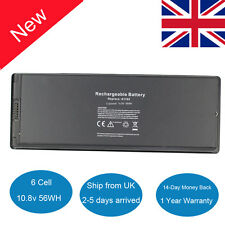 "Laptop Battery For Apple Macbook 13"" inch A1185 A1181 MA561 MA566 MA255*/A Black"