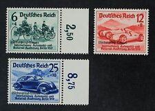 CKStamps: Germany Stamps Collection Scott#B141-B143 Mint H OG