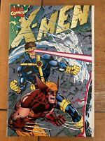 X-MEN #1 NM Unread Deluxe Cover E Wrap Around Jim Lee 1991