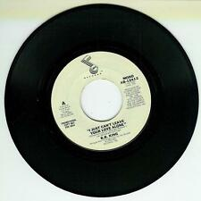 B B KING I JUST CAN'T LEAVE YOUR LOVE ALONE MONO/ STEREO DEMO US ABC 45-12412