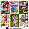 2012 Herald Sun AFL Trading Cards Base Card Team Set Western Bulldogs(12)