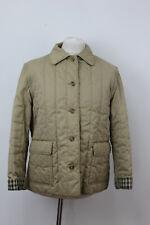 "AQUASCUTUM Beige Quilted Jacket Chest size 44"""