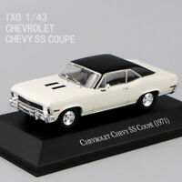 1:43 Scale IXO Toy CHEVROLET CHEVY SS COUPE (1971) DIECAST CAR  MODEL