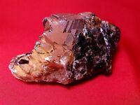 Quartz Druse Mineral big crystal rough 485 grams #005 specimen - UKRAINE