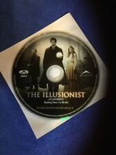The Illusionist (DVD, 2007, Widescreen) DISC ONLY