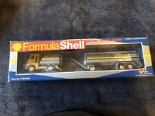 Premiere Limited Edition Formula SHELL collectible working Bank