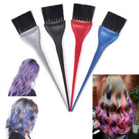 1Pc hairdressing brushes salon hair color dye tint tool kit new hair brush QP