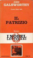 Il patrizio - Galsworthy - i nobel letterari 5 - 1970