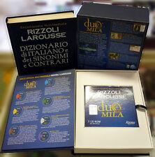 Enciclopedia Multimediale Rizzoli Larousse Duemila