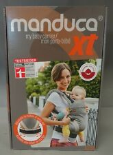 Porte bébé Manduca XT - 3,5 à 20 KG - Denimolive-Toffee