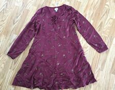 NWT Old Navy Women's Long Sleeve Dress. Size M Tall