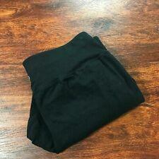 LIVI Leggings Black Running Fitness Yoga Capri Pants Women's Size 14 / 16