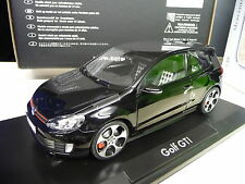 1:18 Norev VW Golf 6 VI GTI 2009 Black Noir Neuf New