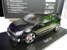 1:18 Norev VW Golf 6 VI GTI 2009 black schwarz NEU NEW