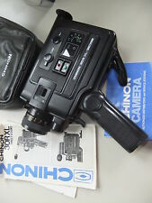Movie cine camera CHINON 30R XL / DIRECT SOUND + case + INSTRUCTIONS   .. F16