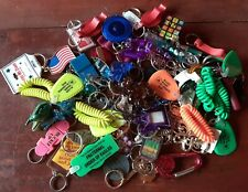 Huge mixed keychain lot of 2.4 lbs of mixed varieties openers, light, religious